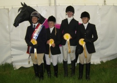 Combined Training team Aston le Walls