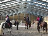 Jane Holderness Roddam clinic 2014