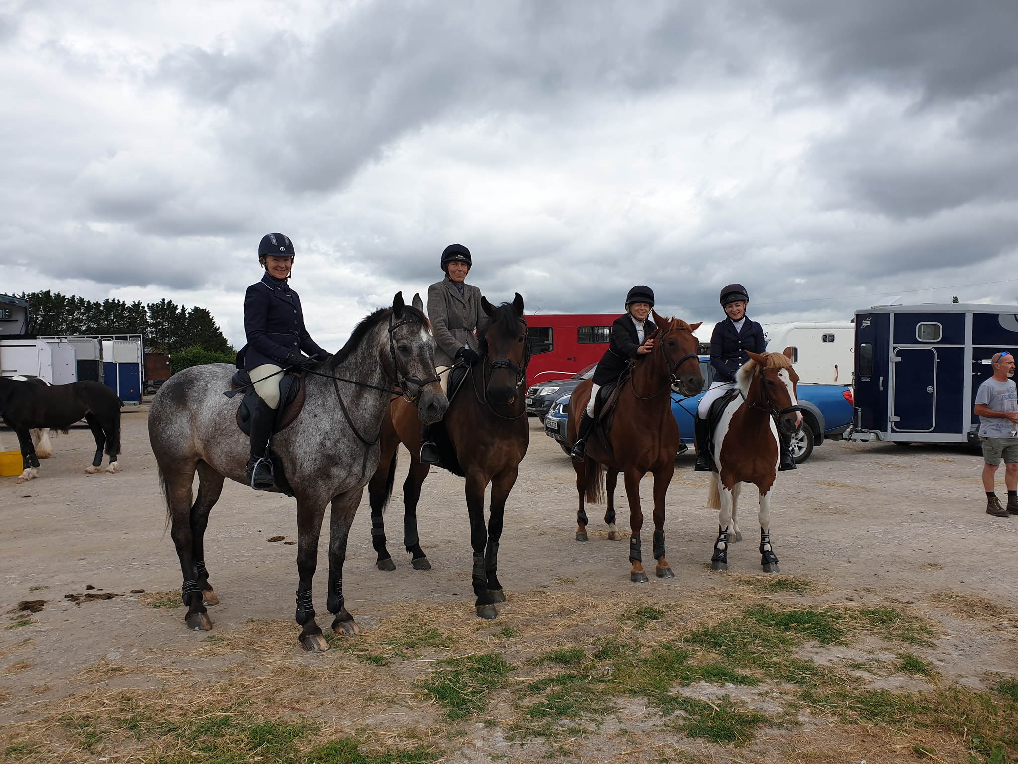Area 12 Showjumping Qualifiers 2019